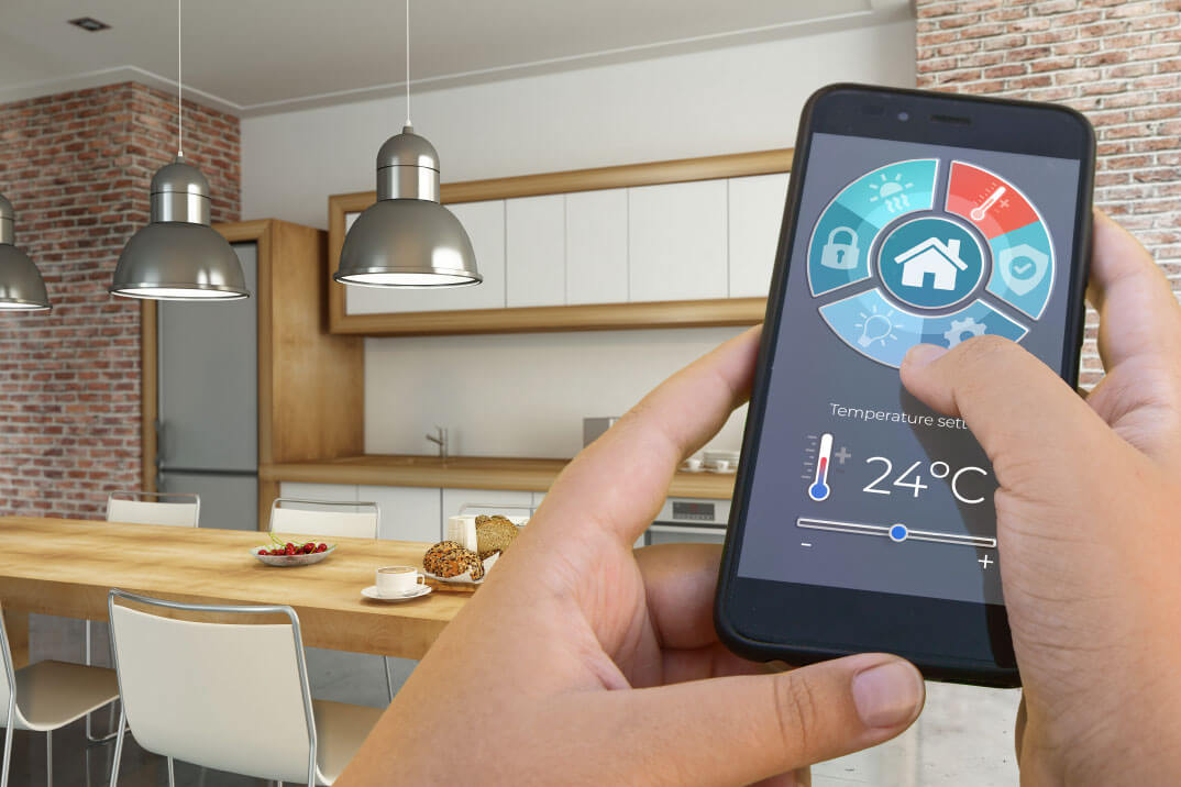 Home automation in your home: 5 reasons to opt for this smart system