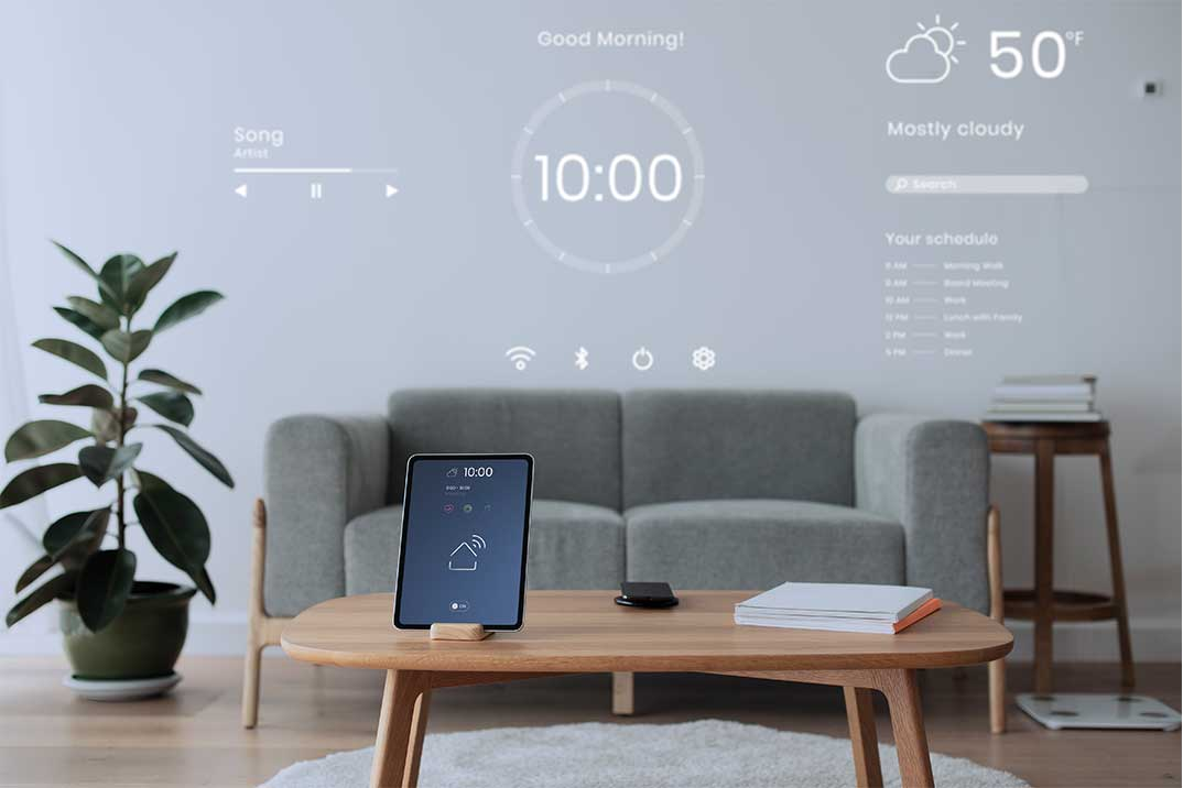 Domotics the perfect ally for you at home